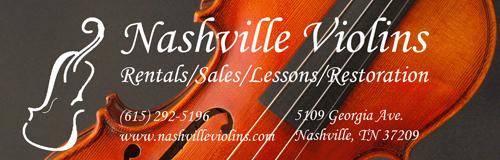 Nashville Violins