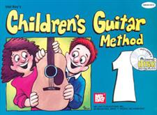 ChildrenGuitarMethodVol1bookcd