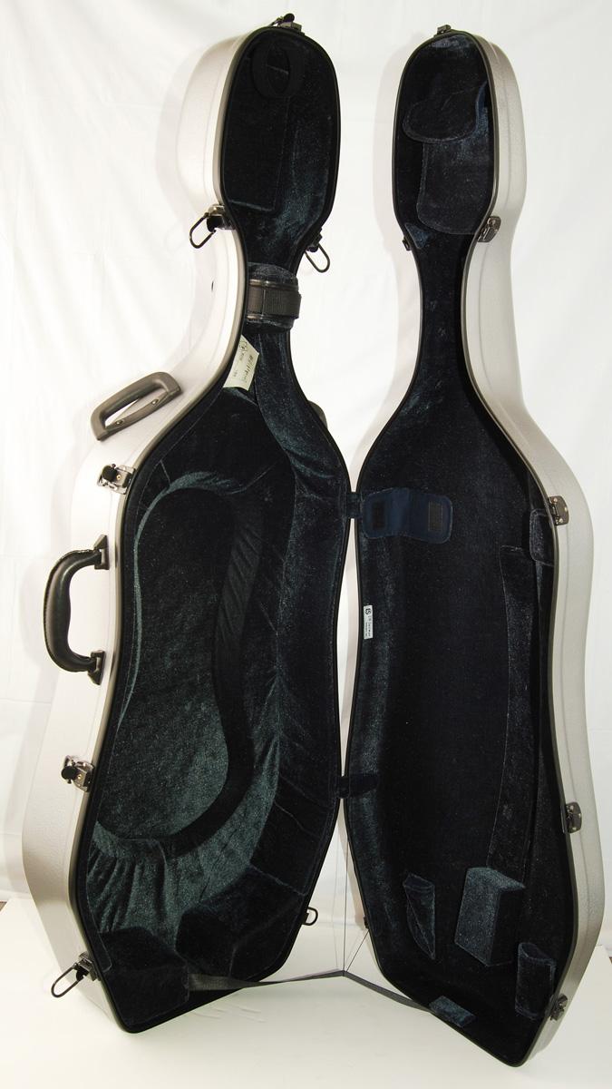 eastman hard shell cello case. Black Bedroom Furniture Sets. Home Design Ideas